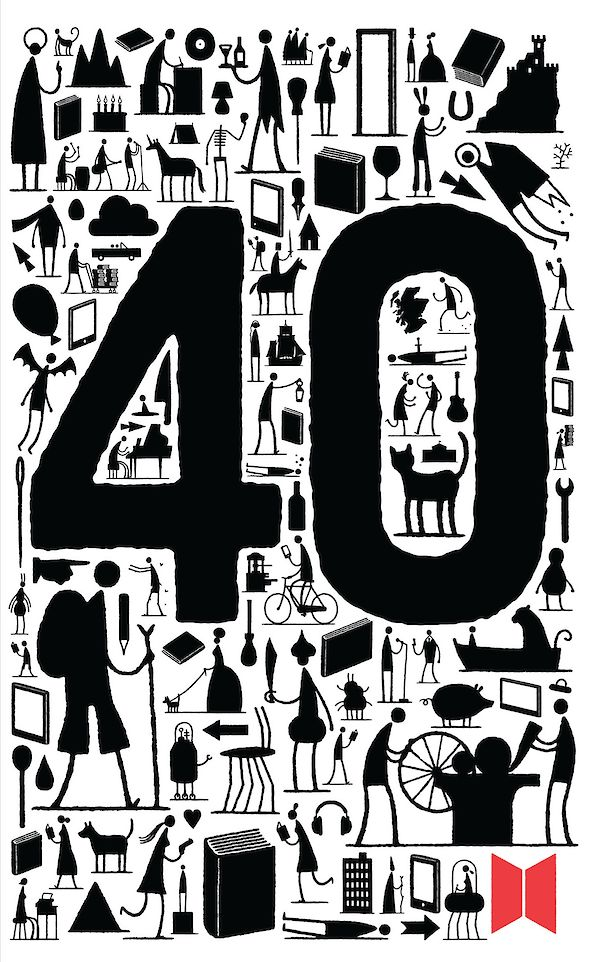 40 by Various (eBook ISBN 9781782112747) book cover