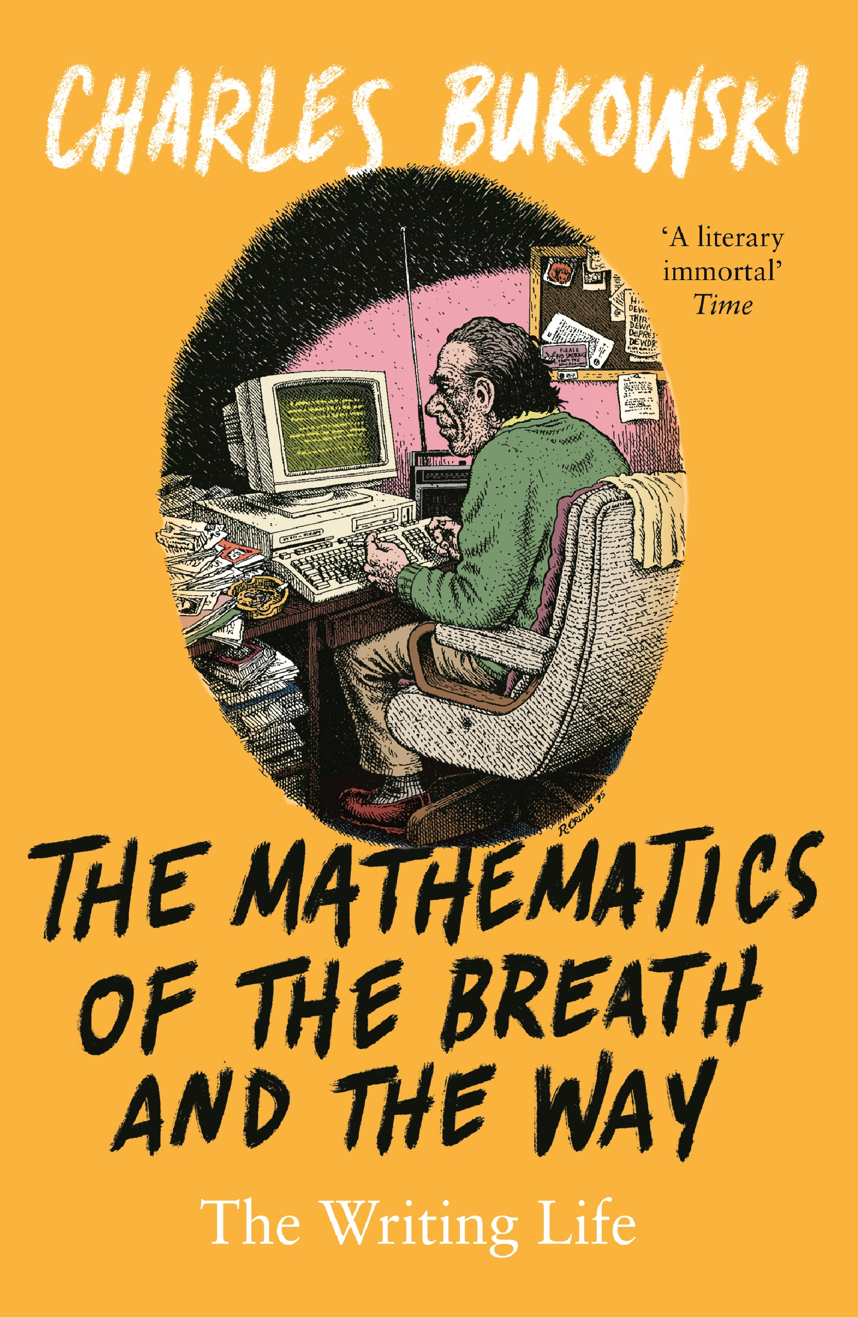 The Mathematics Of The Breath And The Way The Writing Life By