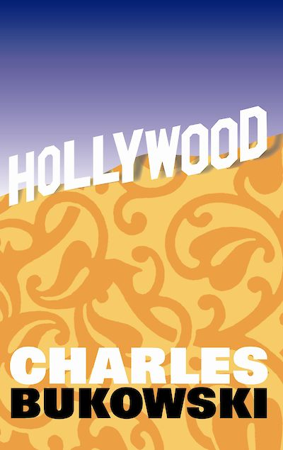 Hollywood by Charles Bukowski cover