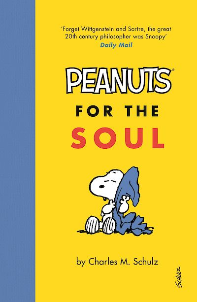 Peanuts for the Soul by Charles M. Schulz cover