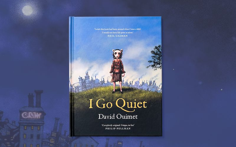 I Go Quiet by David Ouimet gallery image 1