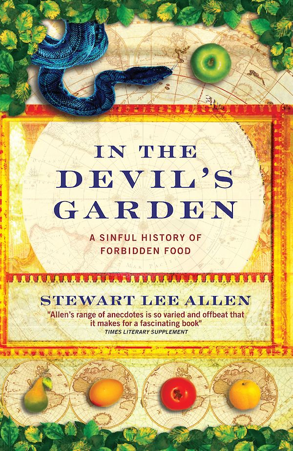In The Devil's Garden by Stewart Lee Allen (Paperback ISBN 9781841954059) book cover