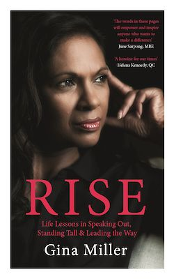 Rise by Gina Miller cover