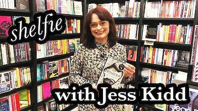 Jess Kidd Shelfie at Waterstones