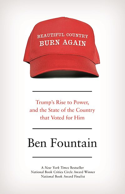 Beautiful Country Burn Again by Ben Fountain cover