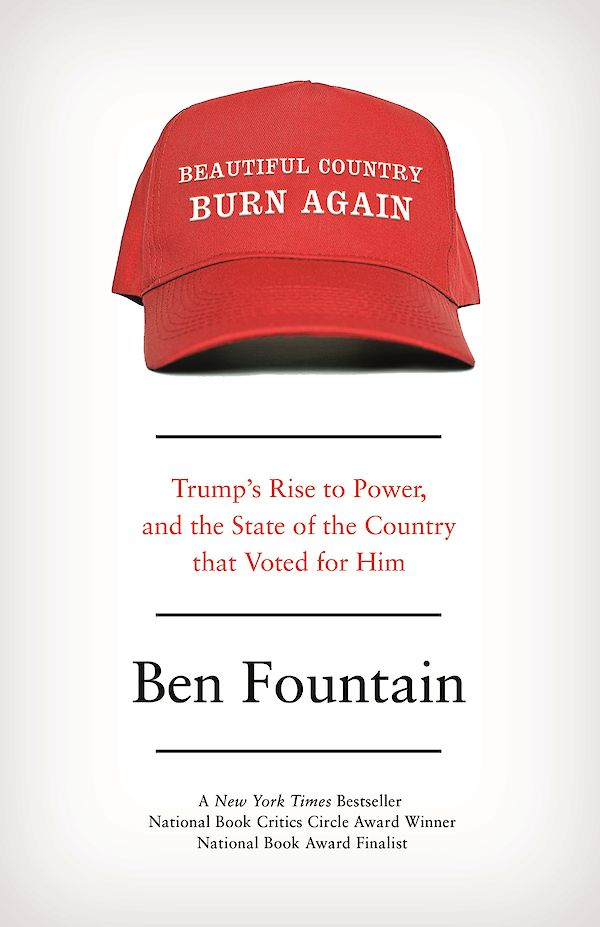 Beautiful Country Burn Again by Ben Fountain (Paperback ISBN 9781786892003) book cover