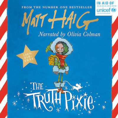 We've launched a special audiobook of The Truth Pixie for Christmas!