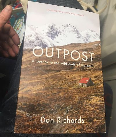 Dan Richards Outpost proofs tweet