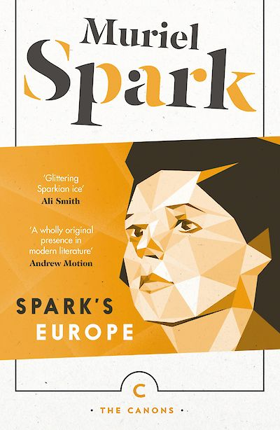 Spark's Europe by Muriel Spark cover