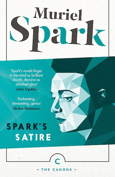 Spark's Satire by Muriel Spark cover