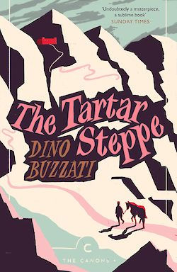 The Tartar Steppe cover