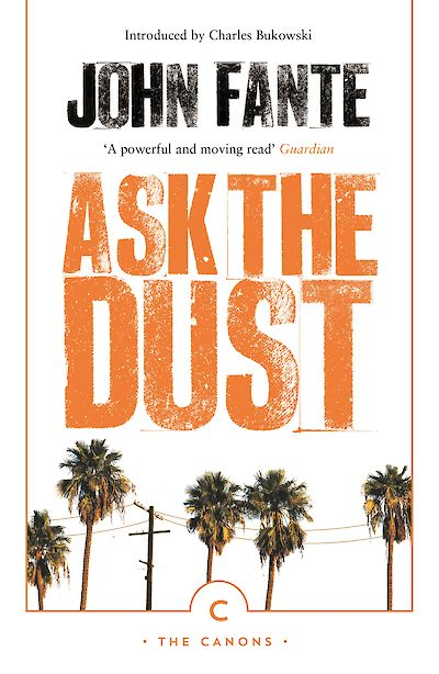 Ask The Dust by John Fante cover