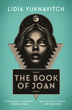 The Book of Joan cover