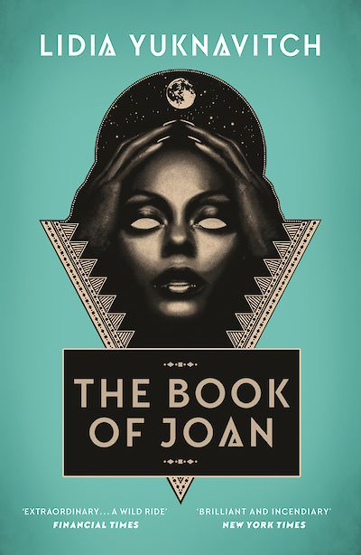 The Book of Joan by Lidia Yuknavitch cover