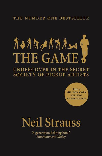 The Game by Neil Strauss cover