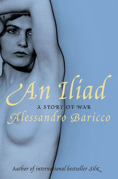 An Iliad by Alessandro Baricco cover