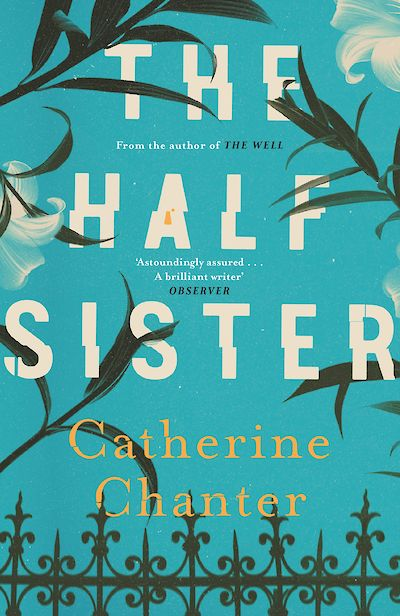 The Half Sister by Catherine Chanter cover