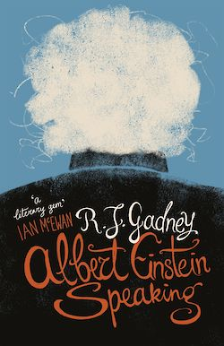 Albert Einstein Speaking cover