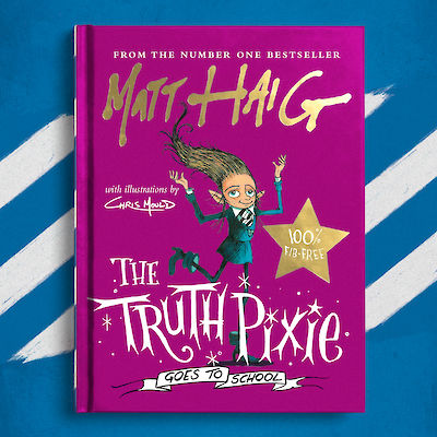 The Truth Pixie Goes to School cover reveal