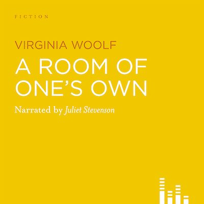 A Room Of One's Own by Virginia Woolf cover