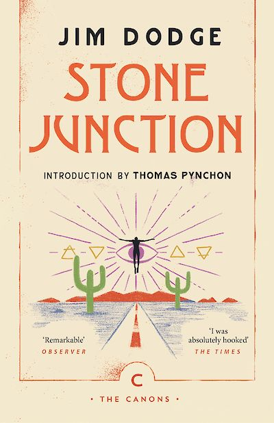 Stone Junction by Jim Dodge cover