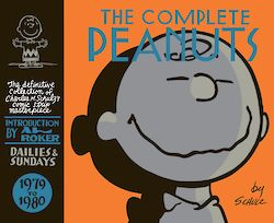 The Complete Peanuts 1979-1980 by Charles M. Schulz cover