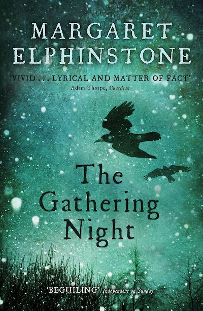 The Gathering Night by Margaret Elphinstone cover