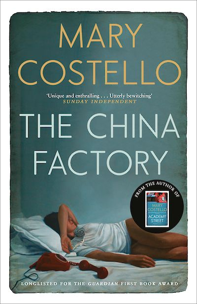 The China Factory by Mary Costello cover