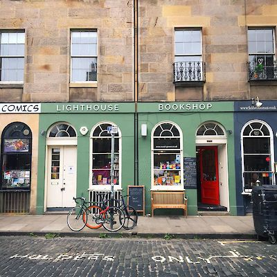 Indie Bookshop Week #4