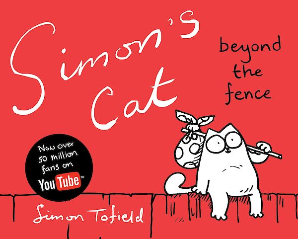 Simon's Cat 2 by Simon Tofield (Hardback ISBN 9781847674845) book cover