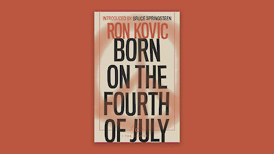 Bruce Springsteen's foreword to Born on the Fourth of July