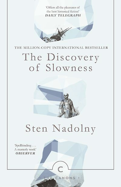 The Discovery Of Slowness by Sten Nadolny cover