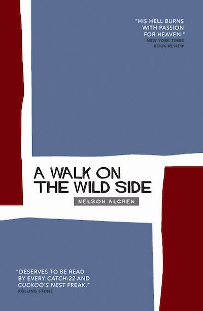 A Walk On The Wild Side by Nelson Algren cover