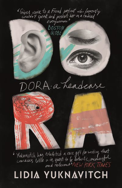 Dora: A Headcase by Lidia Yuknavitch cover
