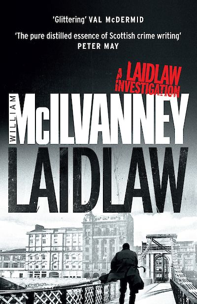 Laidlaw by William McIlvanney cover