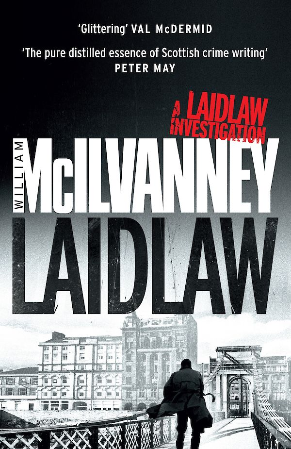 Laidlaw by William McIlvanney (Paperback ISBN 9780857869869) book cover