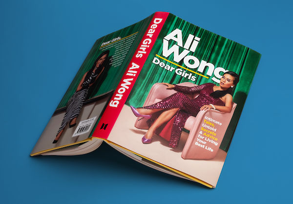 Dear Girls by Ali Wong photograph