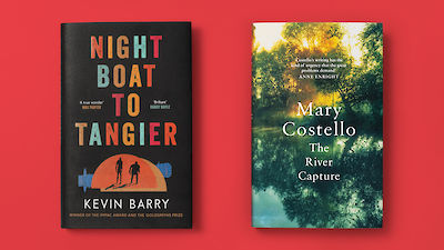 Kevin Barry and Mary Costello on the Irish Book Awards Novel of the Year shortlist