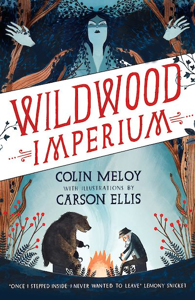 Wildwood Imperium by Colin Meloy cover