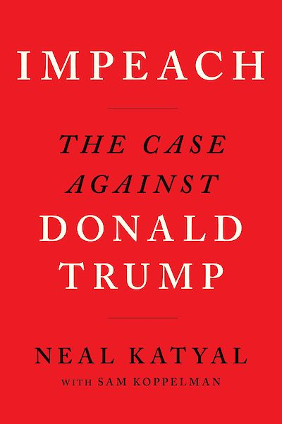 Impeach by Neal Katyal, Sam Koppelman cover