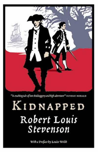 Kidnapped by Robert Louis Stevenson, Barry Menikoff cover