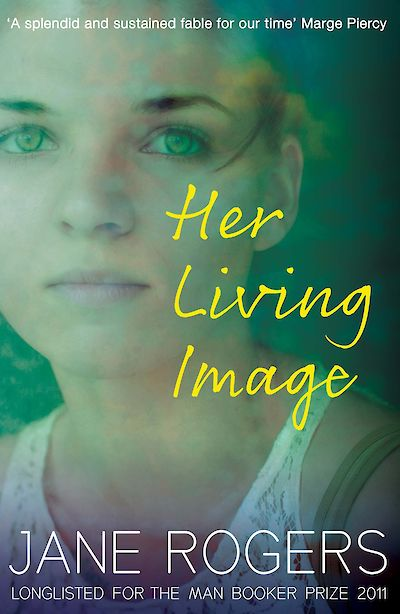 Her Living Image by Jane Rogers cover