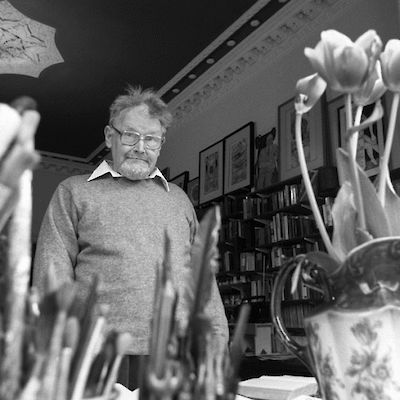Alasdair Gray, the beloved author and artist, has died