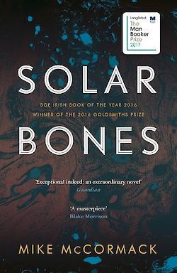 Solar Bones by Mike McCormack cover
