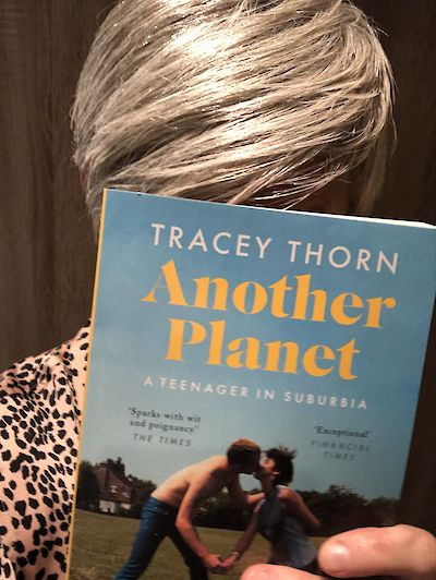Tracey Thorn paperback publication tweet