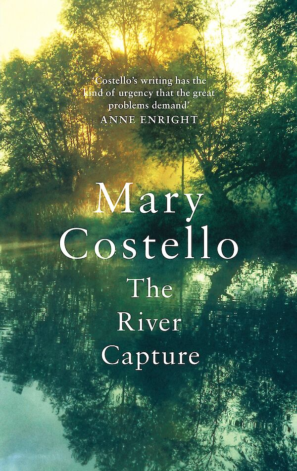 The River Capture by Mary Costello (Hardback ISBN 9781782116431) book cover