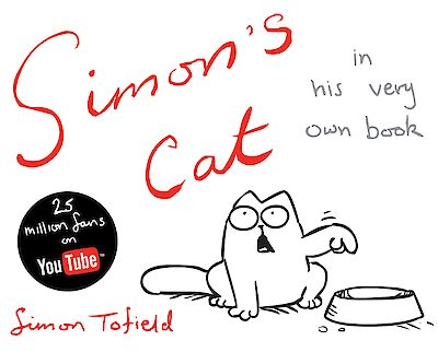 Simon's Cat by Simon Tofield cover