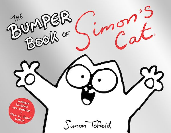 The Bumper Book of Simon's Cat by Simon Tofield (eBook ISBN 9781782111825) book cover