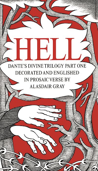 HELL by Alasdair Gray, Dante Alighieri cover