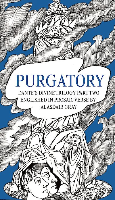 PURGATORY by Alasdair Gray, Dante Alighieri cover